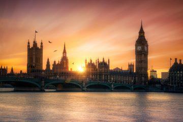 Тур в Лондон Классический